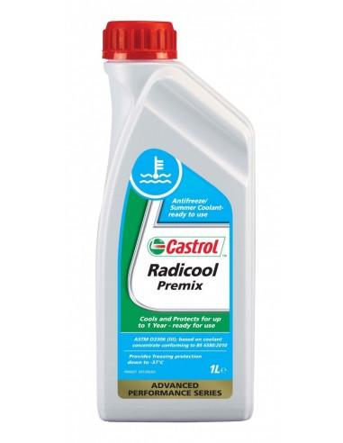 BOTELLA CASTROL Radicool Premix 12X1L