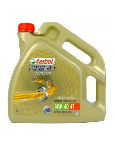 LATA CASTROL POWER 1 RACING 4T 10W40 4L