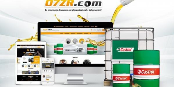 La plataforma 07ZR incorpora los productos Castrol a su catálogo de la mano de Lugrasa